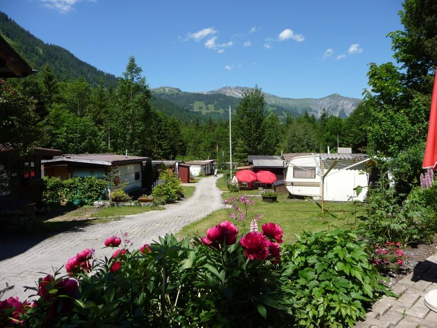 Camping Lenk-Hasenweide